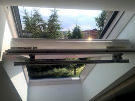 Pielęgnacja okien dachowych