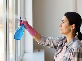 Okna po remoncie - jak czyścić?
