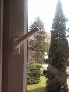 Rozszczelnienie okna